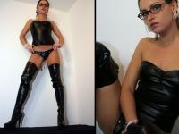 Lady Andrea - Herrin ihrer Sklaven