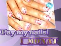 Pay my nails - 1 Monat