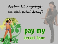 pay my Jetski Tour