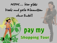 pay my shoppingtour