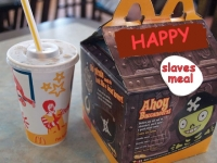 Happy Slave Meal 1*hot & spicy*