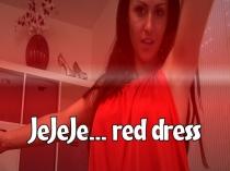 JeJeJe - red dress